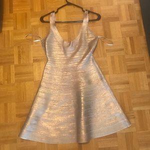 BNWOT Herve Leger dress size medium
